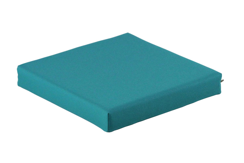 AudiMAX-tyynyn pohja on kovalevyä, pehmuste vaahtomuovia