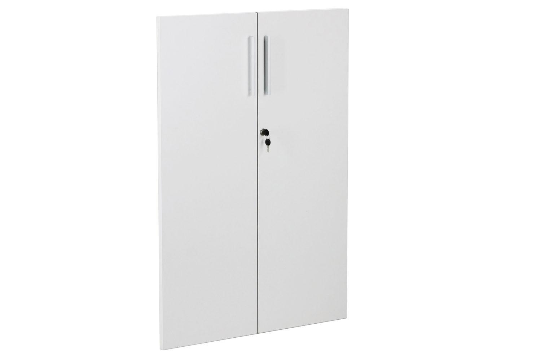 Folder-ovikaappi syntyy, kun avohyllyyn yhdistää oviparin