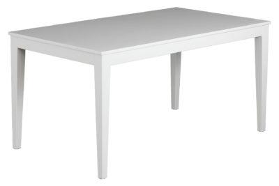 Isla-ruokapöytä on erittäin tukeva ja sopii yhteen Isla-tuolien kanssa