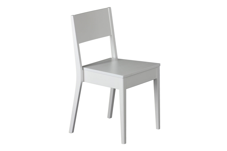 Isla-tuoli sopii hyvin yhteen Isla-ruokapöydän kanssa